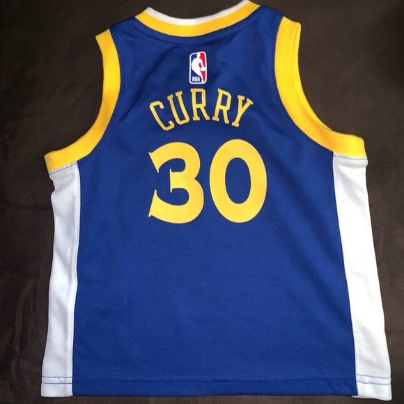 designer fashion 0e1d2 301c5 Toddler Steph Curry Jersey